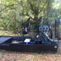 2011 Bullfrog / laser hull with Lycoming 540 straight valve. With custom trailor.Garage kept.