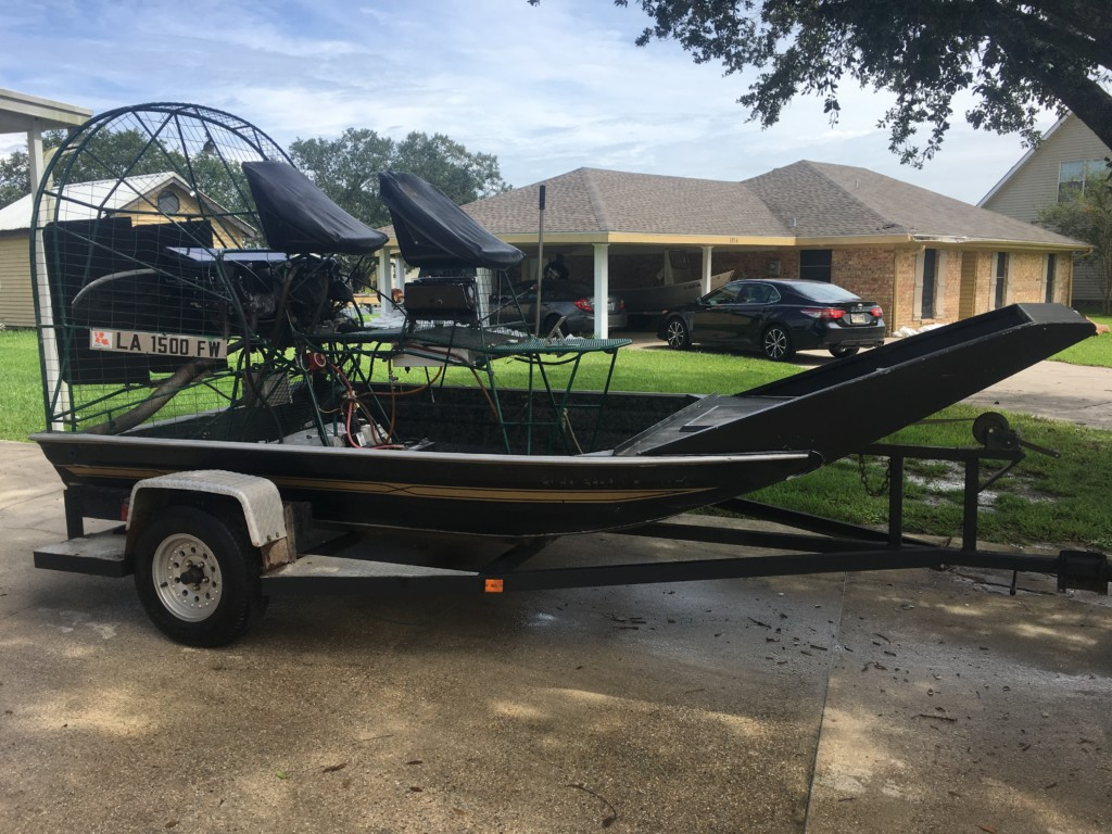 12' Diamondback Ultra Light w/ 200 Hp Lycoming  Comes with a