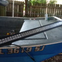 52 in LED light bar new