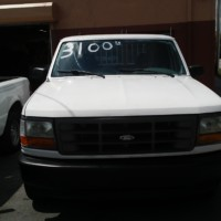 work truck ready 300 str 6 auto cold ac new tires
