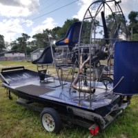 Airboats for Sale or Trade - Browse Ads - Southern Airboat