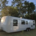 TRAVEL TRAILER CAMPER RV BUNK HOUSE
