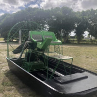 14.6ft Airboat 383 Stroker
