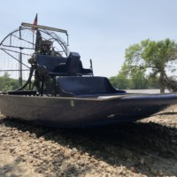 14' Combee Airboat