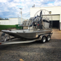 ***AIRBOAT HULL WANTED***