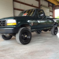1995 Ford F-250 7.3L Powerstroke Turbo Diesel