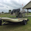Preditor Airboat with 520 Continental.
