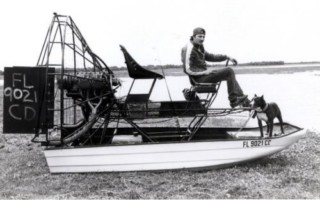 First Airboat (mid 80's)