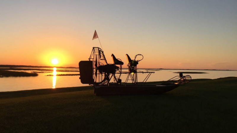 airboat-point