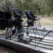 Fourth Airboat ive owned, First airboat I built by myself.