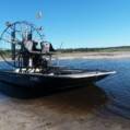 Subaru Ej20 turbo airboat